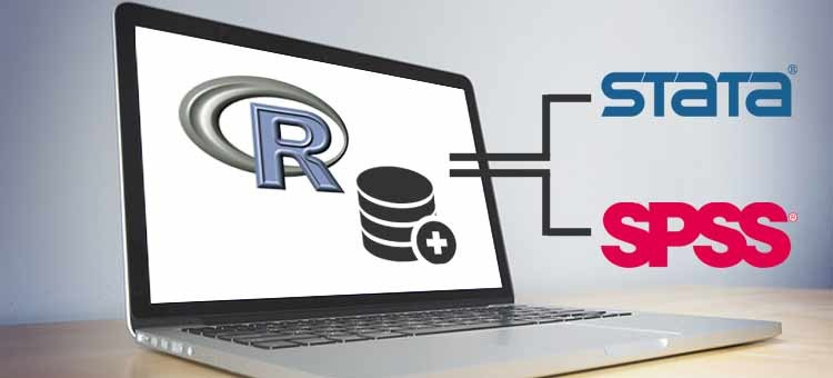 read stata and spss data in r